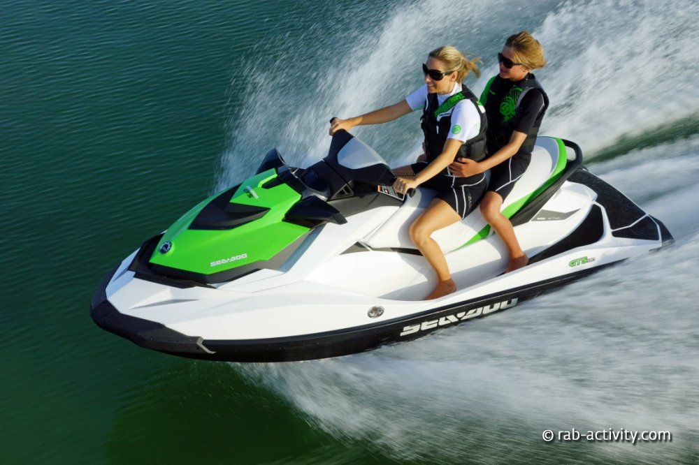 Rab Activity Rent-a Jet Ski