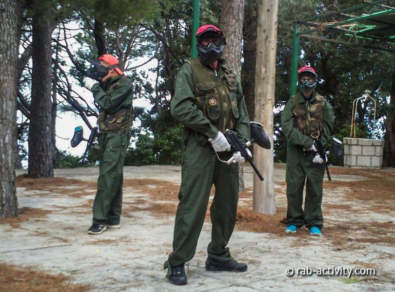 Rab Activity Paintball